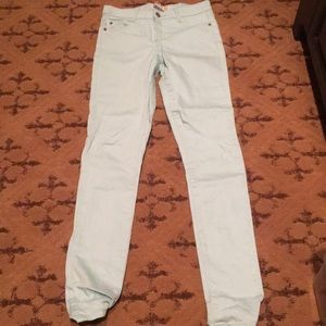 NWOT Cotton On mint skinny jeans